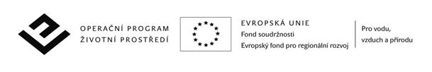 Logo Operační program životní prostředí - Evropská unie