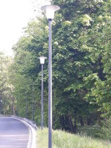 Veřejné osvětlení Karviná