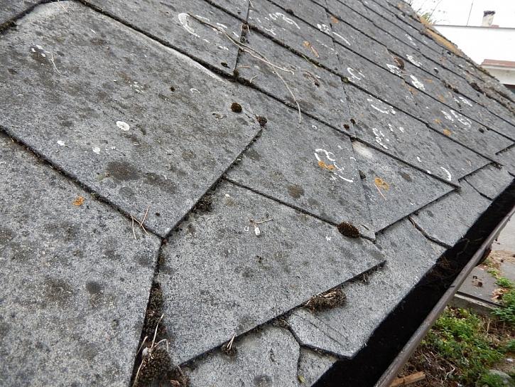 vzor eternitové střechy - 1