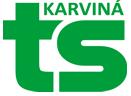 Technické služby Karviná a.s. Logo